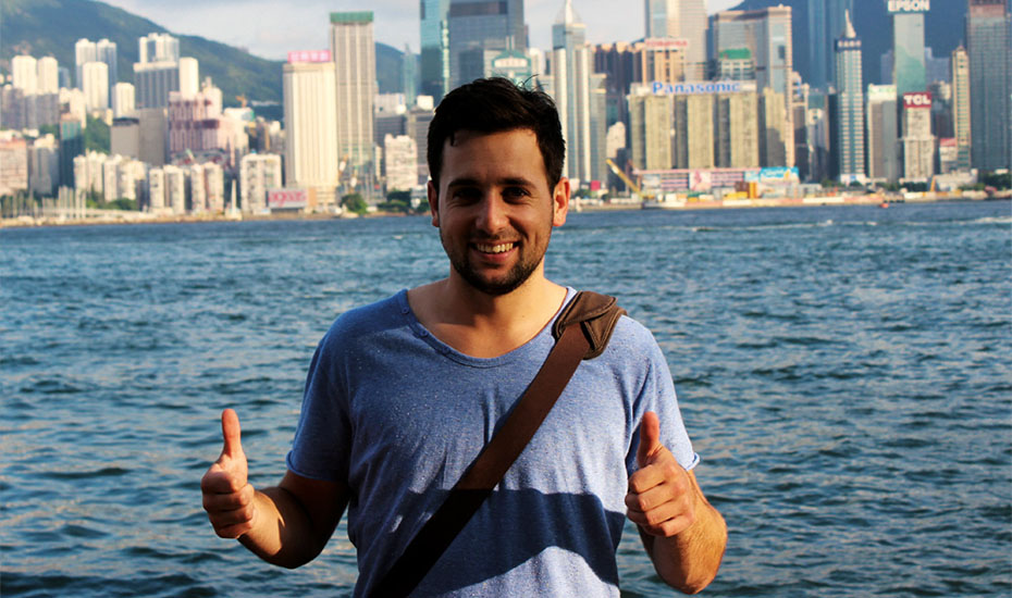 Hong Kong – eine Stadt die nie ruht