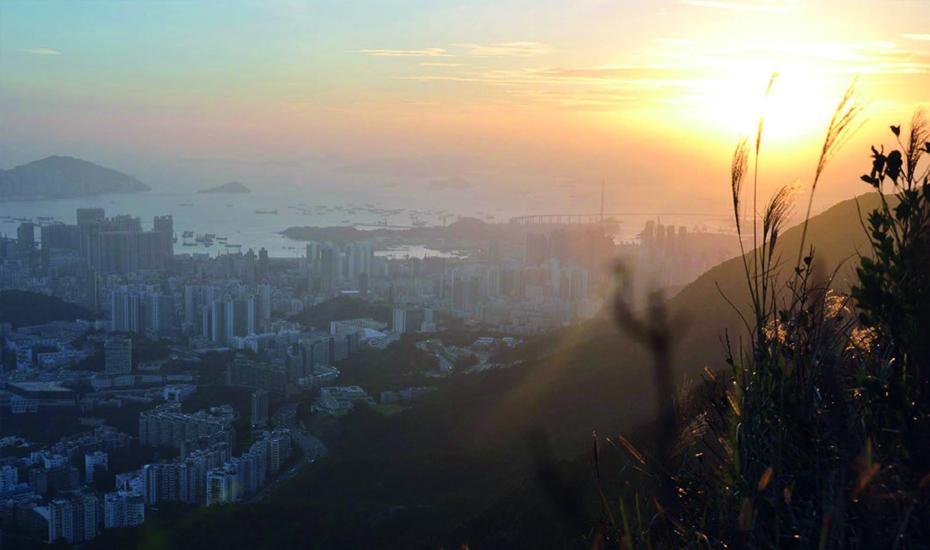 Big City Life in Hong Kong