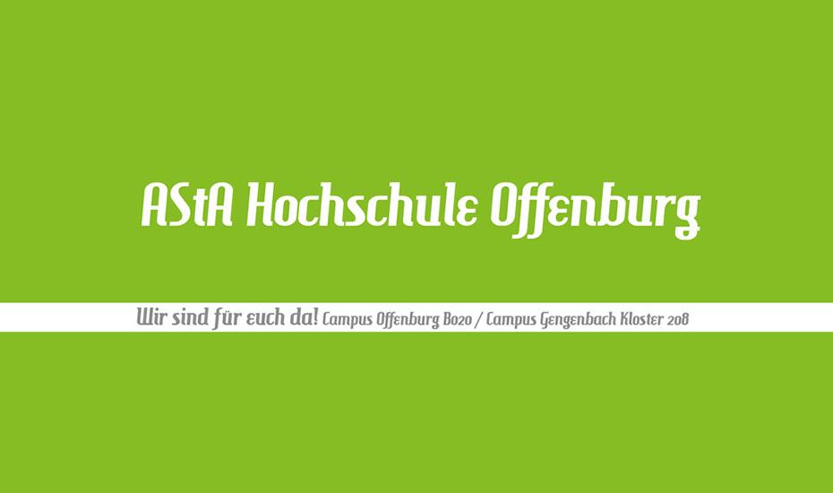 AStA Hochschule Offenburg