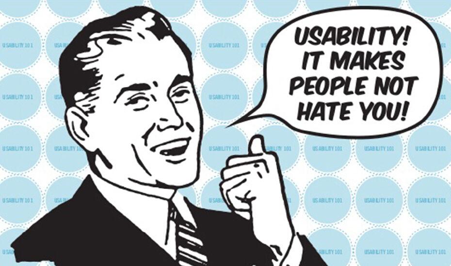 Usability & User Experience – Der Weg ist das Ziel