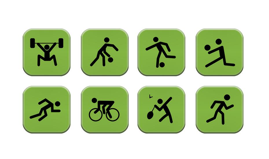 Sportmöglichkeiten in Offenburg und an der Hochschule