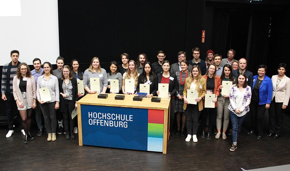 Die Gewinnerinnen und Gewinner des think new Ideenwettbewerbs 2019