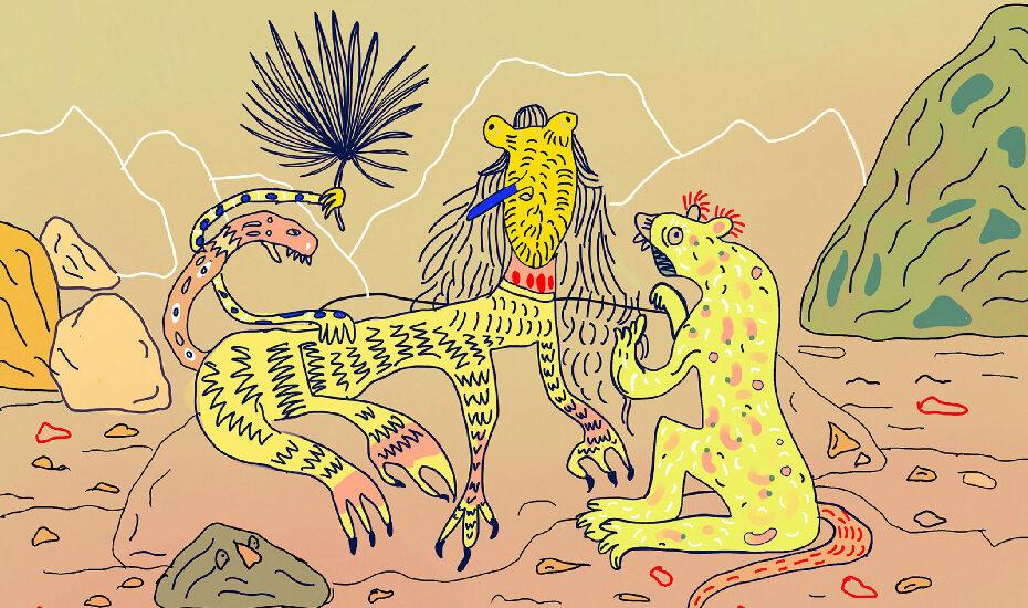 Künstlerin bei Tag, Philosophin bei Nacht: Linda Kunath-Ünver