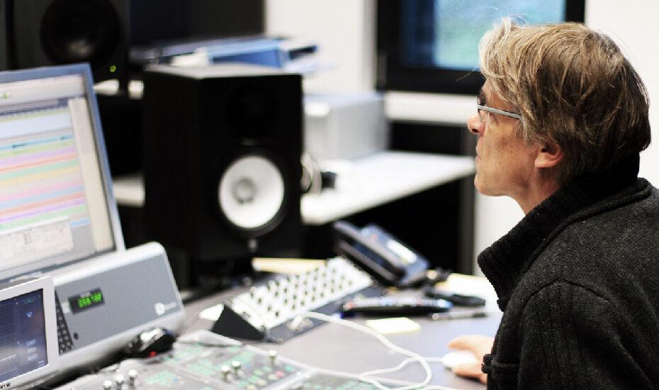 Soundmeister Markus Moser – der Werdegang des Studioleiters