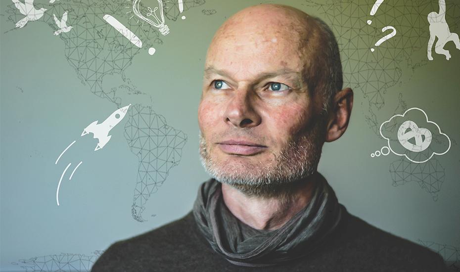Prof. Fetzners alternativer Globus: durch Umwege zum Ziel