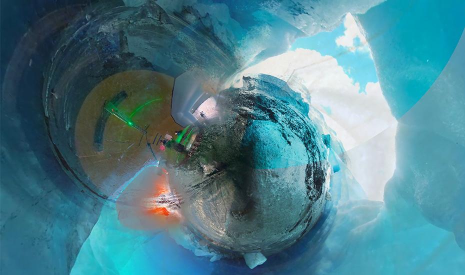 »Abschied vom Außen« Ausstellung der künstlerischen Forschung DE\GLOBALIZE