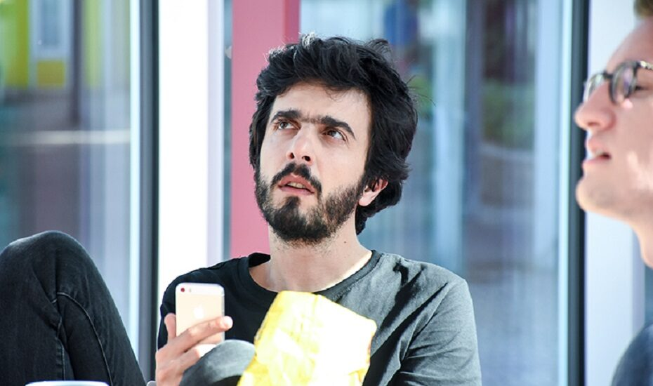 Zaid Ghasib – Neuanfang in Deutschland