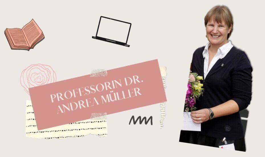 Andrea Müller – Professorin, die DEC ins Leben gerufen hat