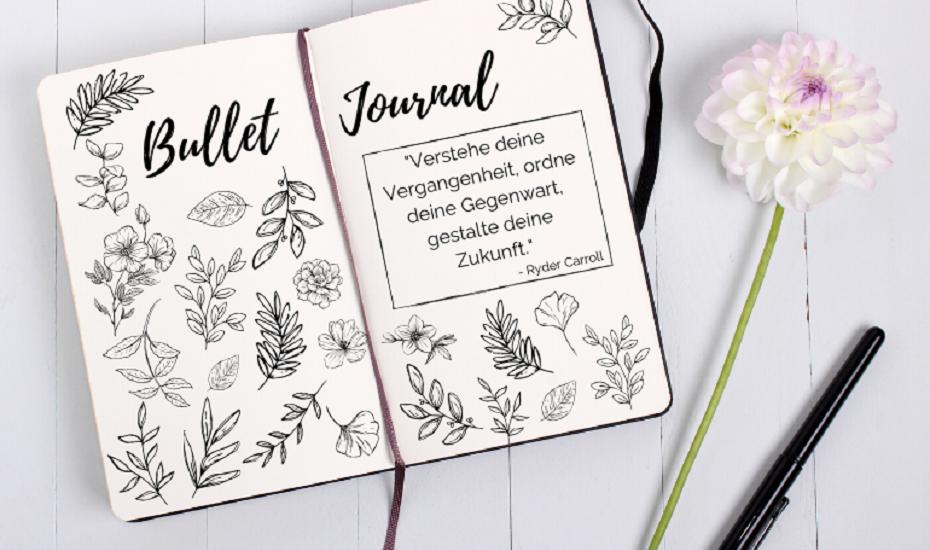 Bullet Journal – Das Studium im Blick