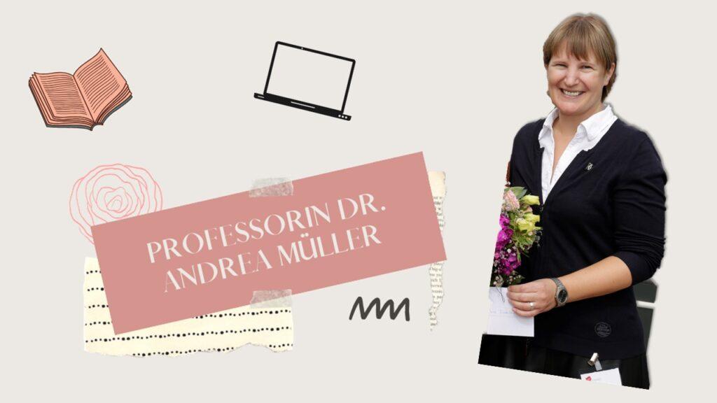 """Thumbnail zum Beitrag """"Andrea Müller – Professorin, die DEC ins Leben gerufen hat"""""""