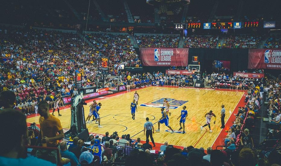Videomarketing NBA Titelbild