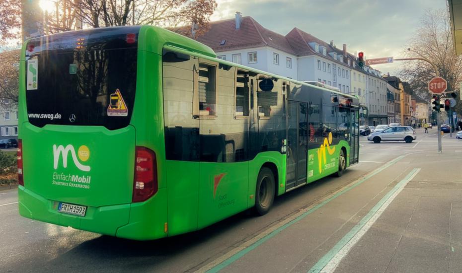(End)station: Mit dem Bus in Offenburg unterwegs – aber wohin?