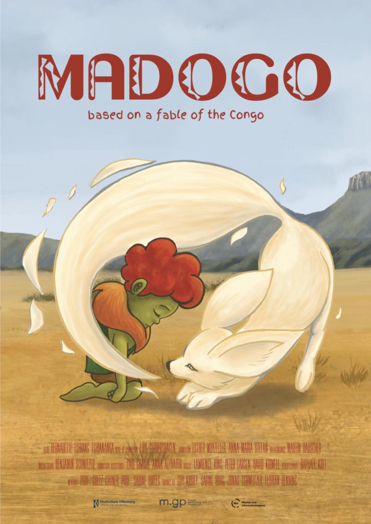 Filmplakat von MADOGO