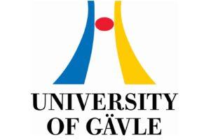 Das Logo der Hochschule in Gävle