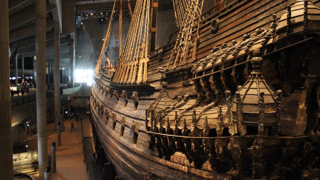 Das Vasa-Museum gehört zu den berühmtesten Museen in Stockholm