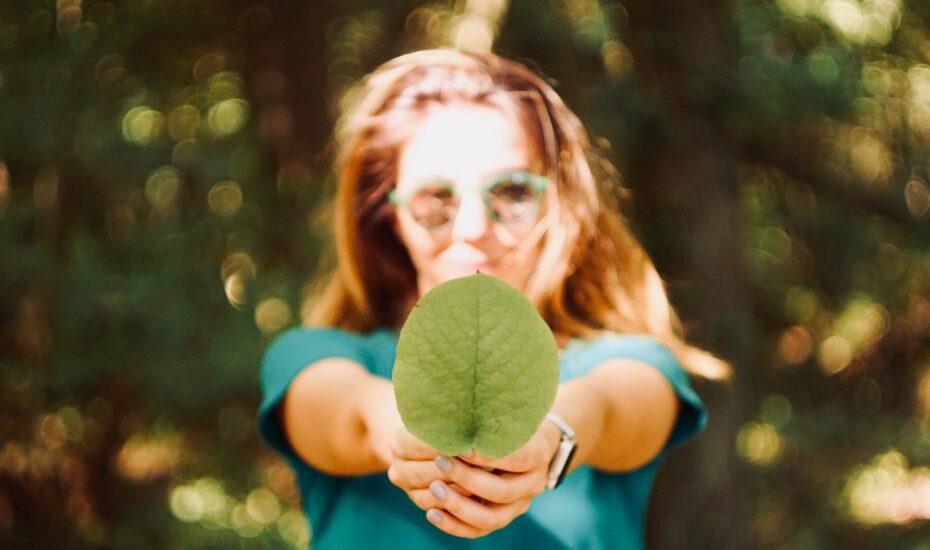 In wenigen Schritten zu einem nachhaltigerem Alltag