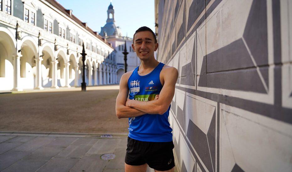 DEC Alumni Jonas Müller – der Marathonlauf zur Promotion