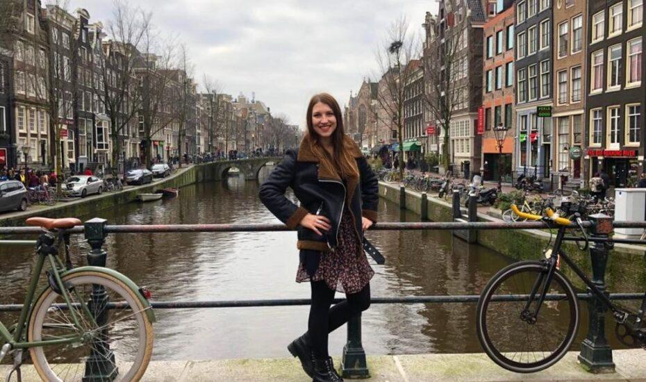 DEC Alumni Lea Wieser – erfolgreiche Karriere in der Region