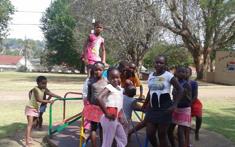 Freiwilligendienst Südafrika Selina Anke Kinderbetreuung Kinderheim Kinder