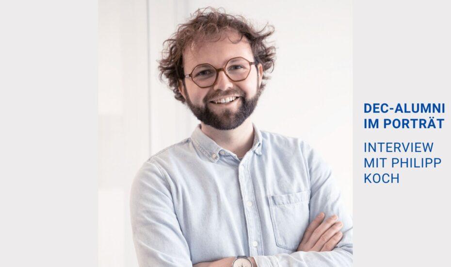 Achtsamkeit und Karriere: Philipp Koch im Porträt