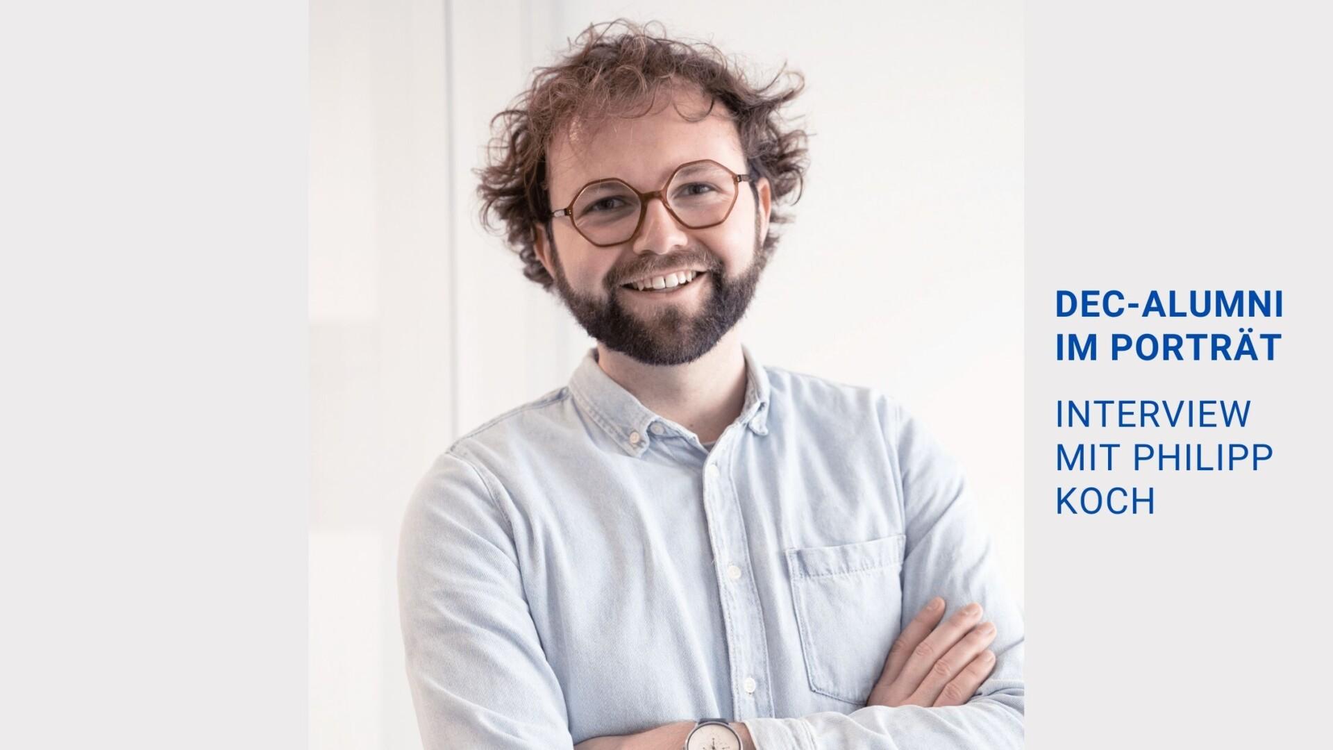 Porträt Philipp Koch