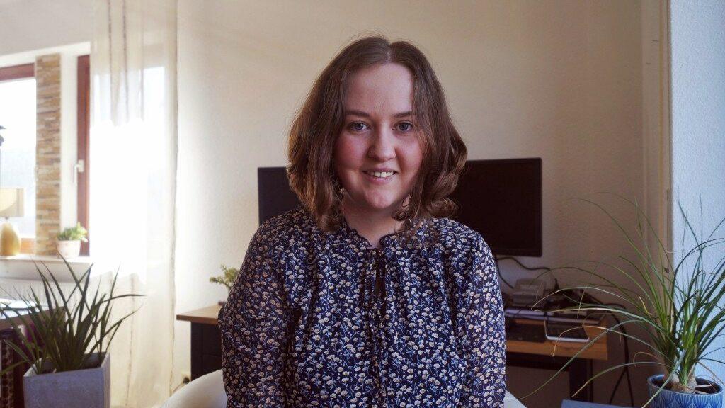DEC Alumna Melanie Krauße Portrait Dialogmarketing und E-Commerce Hochschule Offenburg