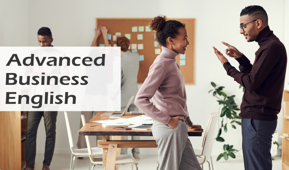 Wahlpflichtfach Advanced Business English – Level up!